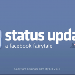 STATUS UPDATE – a facebook fairytale