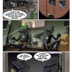 Xbox One vs PS4 – Der Konsolen Krieg (Comic)
