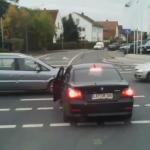 BMW schützt auch vor Vorfahrt nicht!