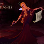 Game of Thrones im Disney Style