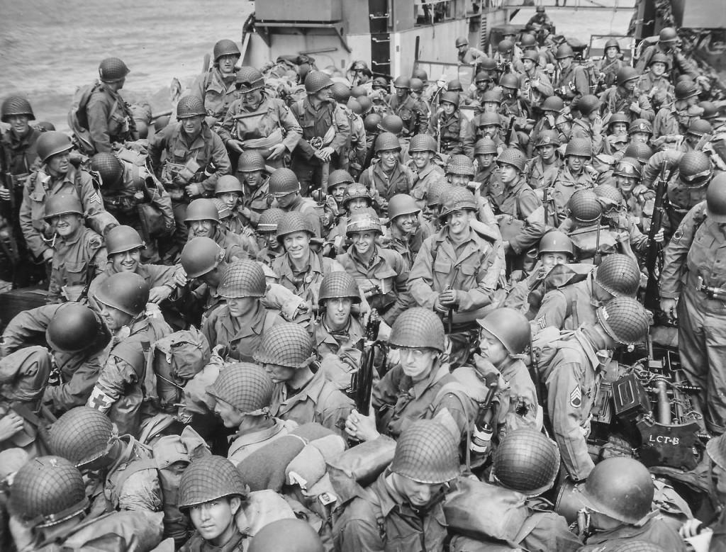 D-Day Robert Panca