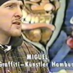 Graffiti in Hamburg – Sat.1 Reportage zu Anfang der 90er
