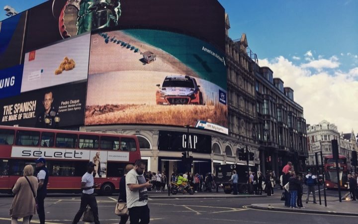 London Picadilly Circus